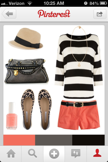 Pinspired Outfit 4
